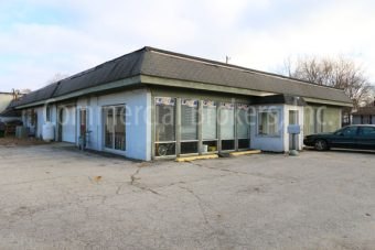 Retail Building with Showroom for Sale – Lafayette, Indiana
