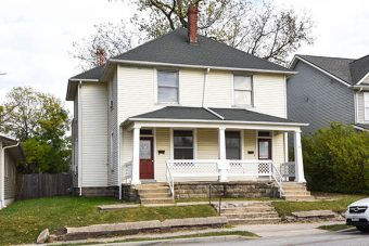 145-147 S 3rd St, Lafayette duplex sold by Commercial Brokers, Inc.
