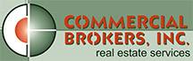 Commercial Brokers, Inc. logo